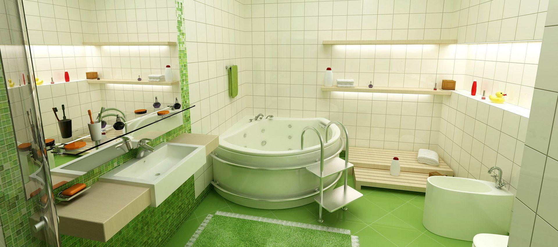 P ytki ceramiczne azienkowe kuchenne bielsko bia a for Yellow and green bathroom ideas